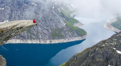 Trolltunga view - Norway