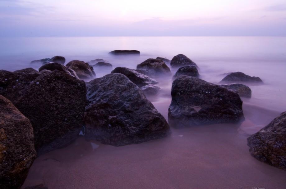 Seifah Beach  Sultanate of Oman