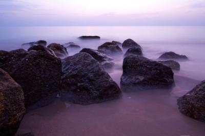 The Beach  - Seifah Beach - Oman
