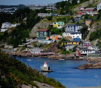 Beautiful St. John,s  community.