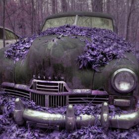 Old Car City - White, GA Manipulation
