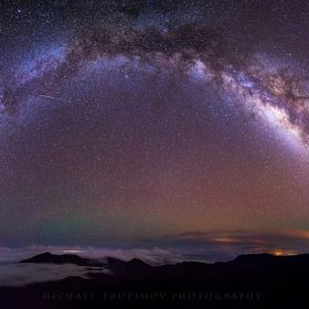 Ive been wanting to get a shot like this for a while now and I finally was in the right place at the right time, on top of Haleakala in Hawaii wh...