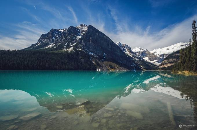Lake Louise  by paulgphoto91