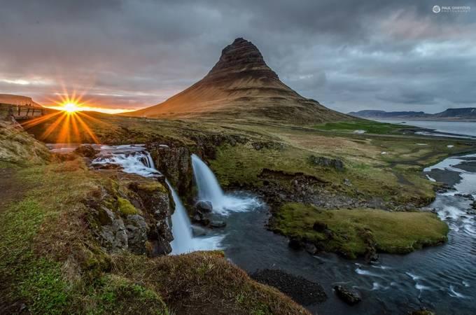 Kirkjufellsfoss by paulgphoto91