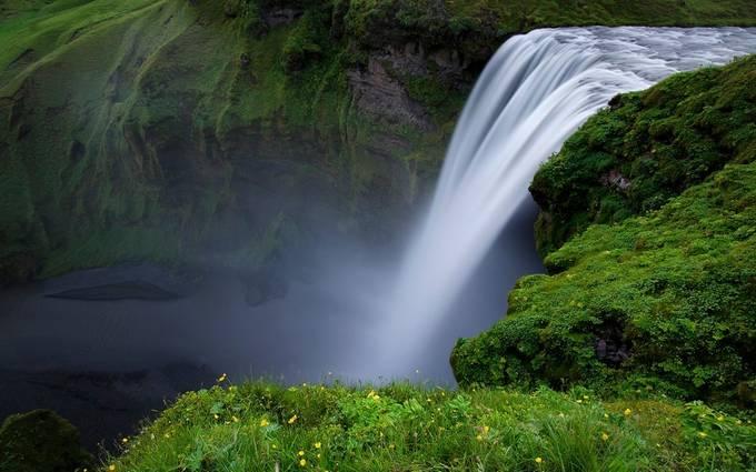 Skogafoss of Iceland by ovi_craciun - Landscapes Of Iceland Photo Contest