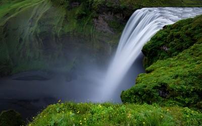Skogafoss of Iceland