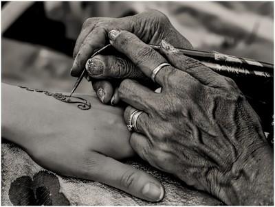 Henna Tattoo 1