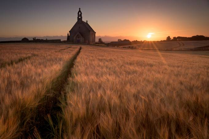 Road to Worship by ShutrRelease - Farming Photo Contest