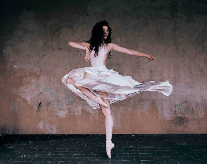 Ballerina by rekhagarton - Pink Photo Contest