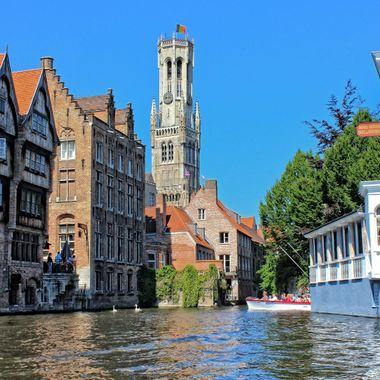 This is one of the photos that I took when I went to Brugge (Belgium) with my family in the year 2012.