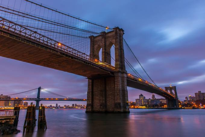 A Bridge to Brooklyn by jaycohen - Spectacular Bridges Photo Contest
