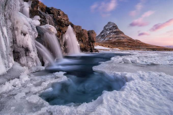 Kirkjufellfoss by wildlifemoments - Celebrating Nature Photo Contest Vol 4