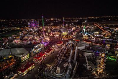 Aerial Fair