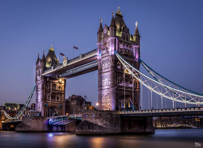 Tower Bridge by miommi - Discover Europe Photo Contest