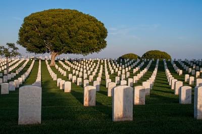 Fort Rosecrans National Cemetery, San Diego, California