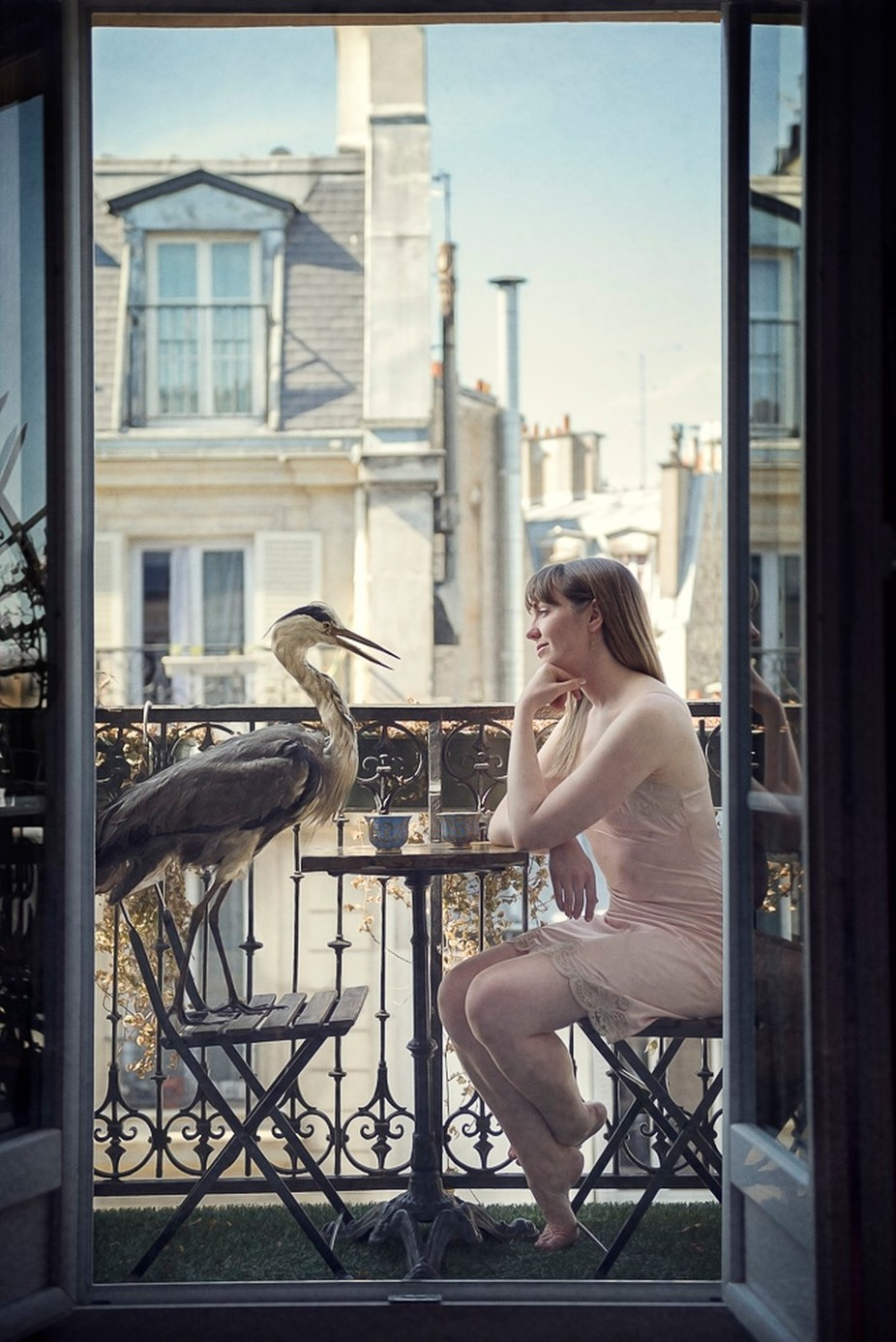 Bedroom Conversations by marisawhite - Paris Photo Contest