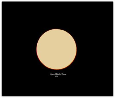 The Blue Moon  2015