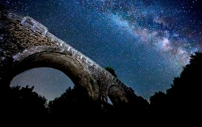 Starry bridge