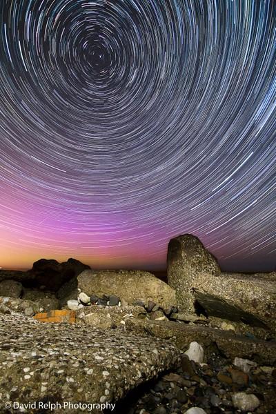 Reighton Star Trails