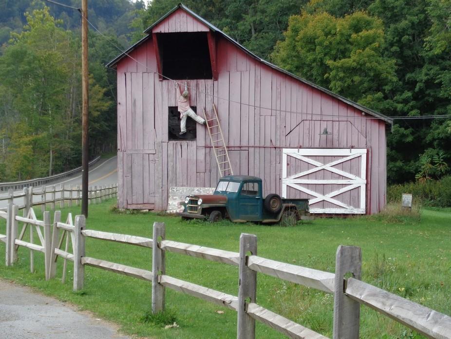 Snowshoe Mountain, Pocahontas County, West Virginia, September 2014