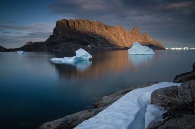 The edge of the world- Greenland