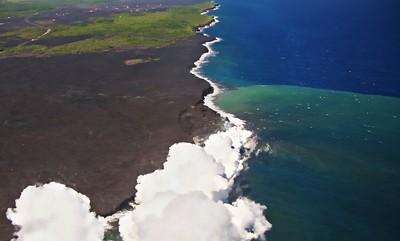 Lava Makes Land