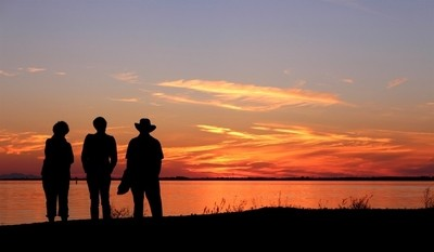 Sunsets and Silhouettes