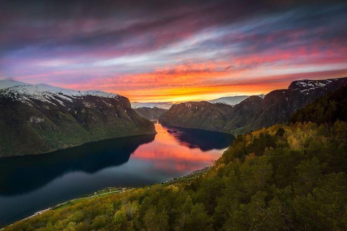 Heaven on Earth by peterfoldiak - The Four Elements Photo Contest