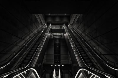 COPENHAGEN Subway Station