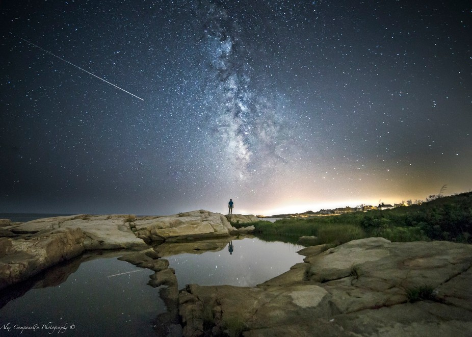 Lately I have become obsessed with taking photos of the stars.  I love using long exposures to ca...