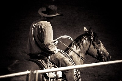 lonesome rodeo cowboy