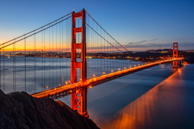 Golden Gate Bridge by BlueRidgeImagery - My Best Shot Photo Contest Vol 2