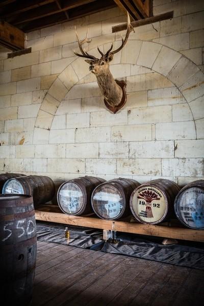 Distilling Whisky