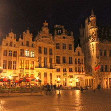 I took this photo while I was in Brussels, Belgium during the year 2012.