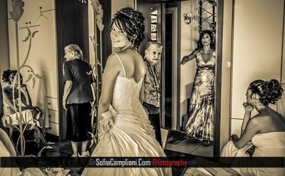 SofiaCamplioni.Com Wedding Photography
