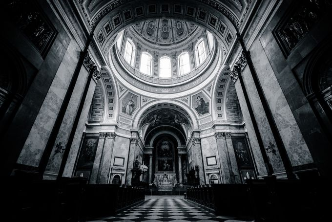 Basilica by peterfoldiak - High Ceilings Photo Contest