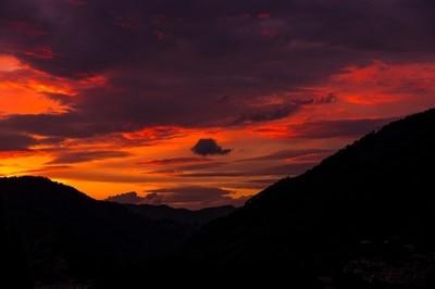 Sunset1 Tuscany