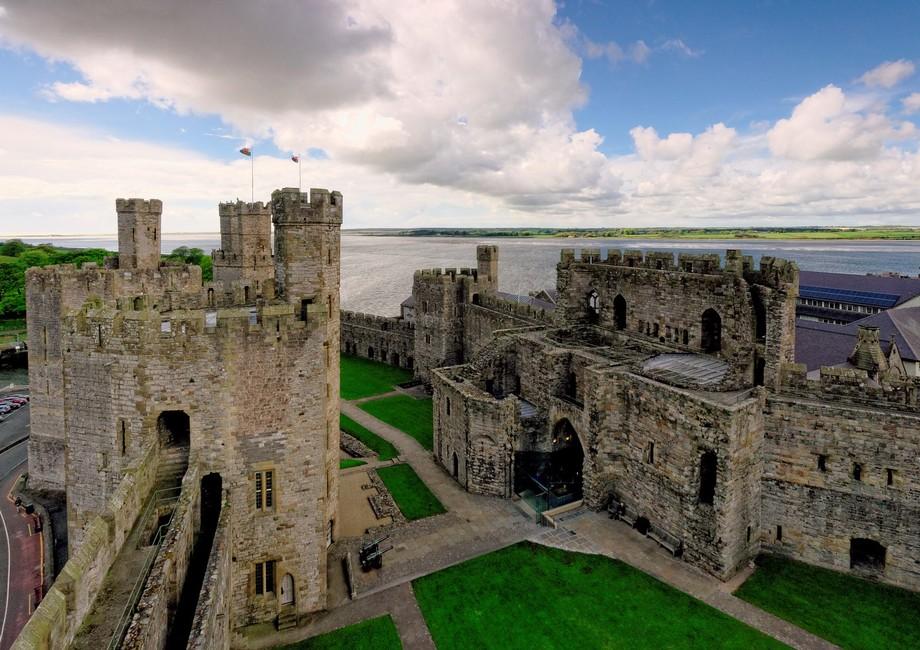 Caenarfon Castle