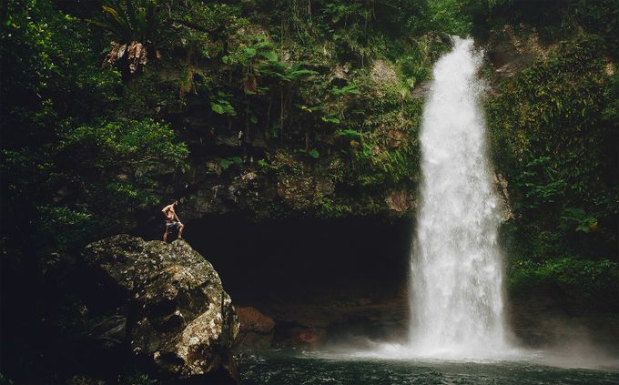 Behind The Lens: Shooting The Fiji Waterfalls