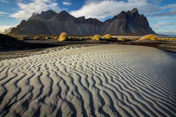 Vestrahorn, Iceland by LeePengelly - Landscapes Of Iceland Photo Contest