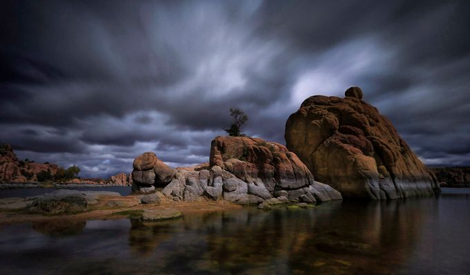 Stormy Watson by GayleLucci - Monthly Pro Vol 24 Photo Contest