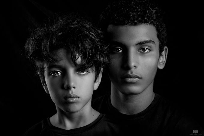 Brothers by PaulHenryStudios