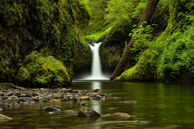 Punch Bowl Falls by jxsnyder - Streams In Nature Photo Contest