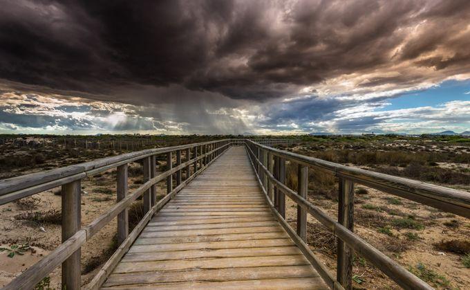 Storm by peterfoldiak - Fences Photo Contest