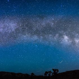my first try of Milky way panorama