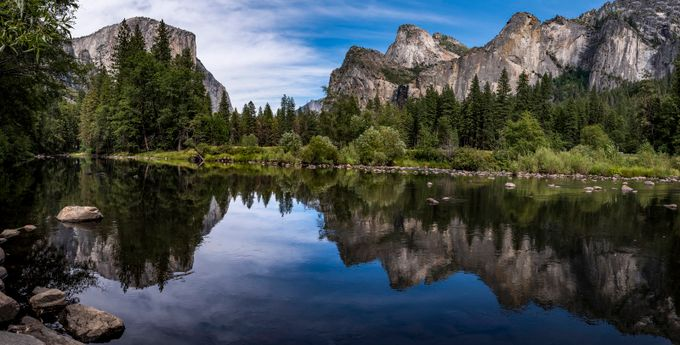 Yosemite Valley View by BensViewfinder - Stillness Photo Contest