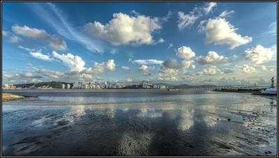 Macau Beach HDR