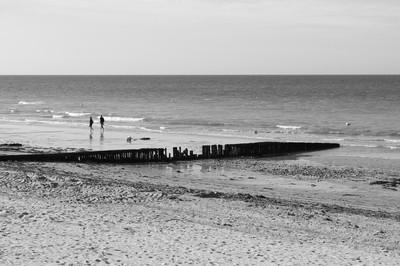 Juno Beach, St Aubin Ser Mer, Normandy. June 2015