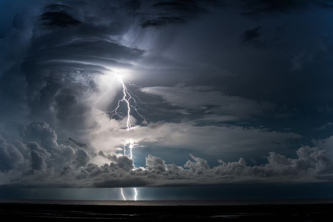 Lee Point Storm by scotthmurray - Image of the Year Photo Contest by Snapfish