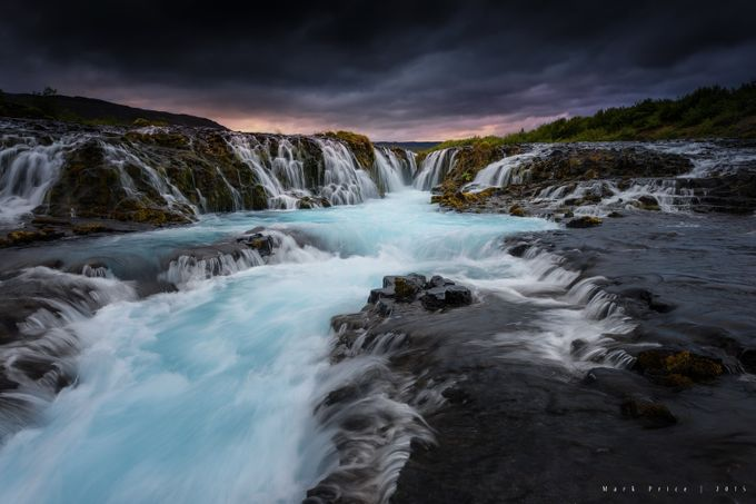 The Raw Power of Nature, Iceland by markAPR - The Magic Of Moving Water Photo Contest